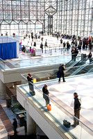 Glass Atrium of Javits Center